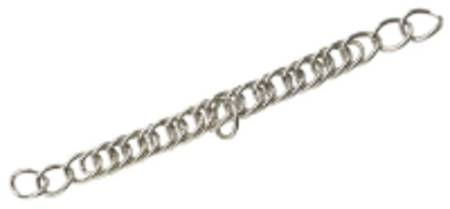 Zilco Curb Chain - Stainless Steel
