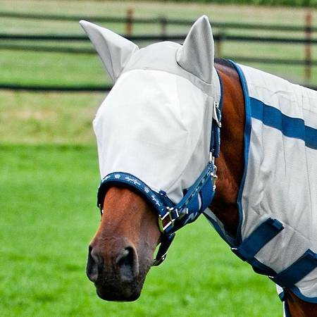 Horze Fly Mask With Ears