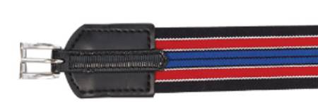 Elastic Race Girth 50mm Wide-16mm Buckle
