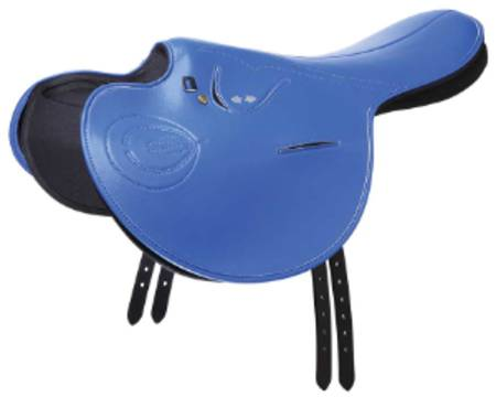 Smooth Full Tree Exercise Saddle-Closed Stirrup Bar