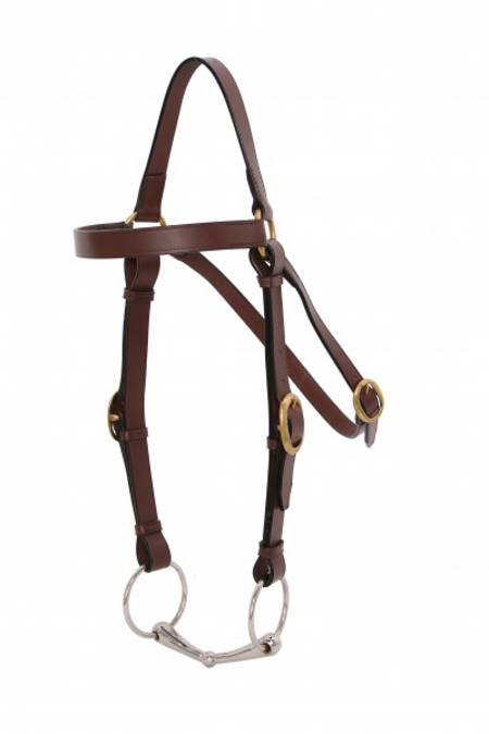 Blue Tag Barco Bridle