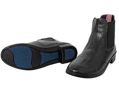Flair Rider Leather Boots