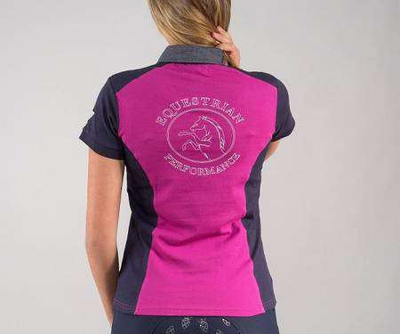 Horze Gabi Ladies' Polo Shirt