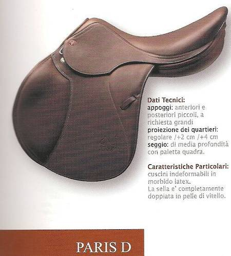 Prestige Paris French Printed Leather