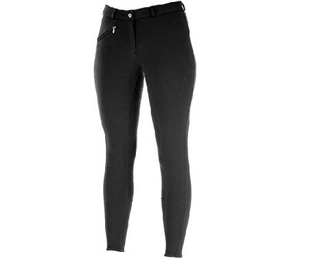 Horze Active Ladies' Silicone Full Seat Breeches