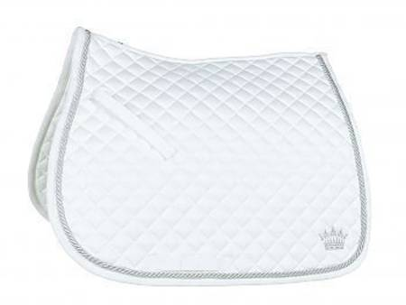 Horze Allround Silver-Cord Saddle Pad