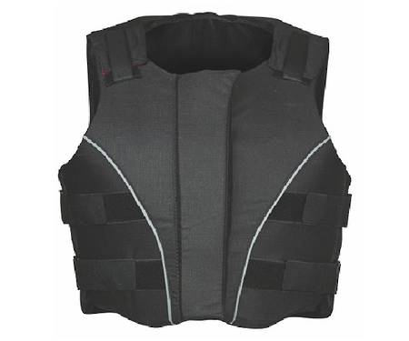 Dublin Supra Flex Ez Zip Body Protector - Childs
