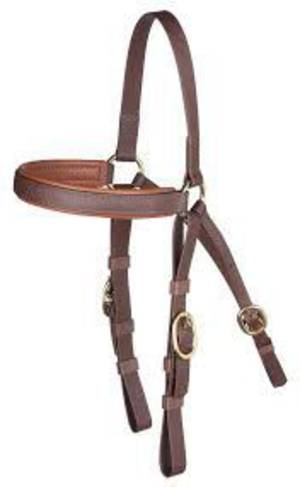 Zilco Barcoo Bridle Head-Synthetic