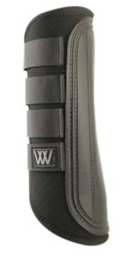Zilco Woof Wear Brushing  Boot - Single Lock