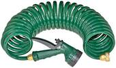 Coiled Stable Hose
