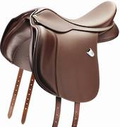 Bates Wide All Purpose Saddle-Cair