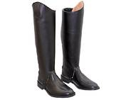 Cavallino Leather Gaiters