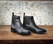 Dublin Foundation Zip Paddock Boot - Ladies