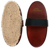 Cavallino Goat Hair Bristle Body Brush