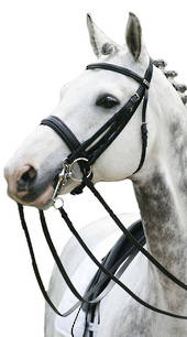 Stubben 1010 Wexford Double Bridle