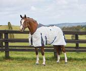 Weatherbeeta Summer Sheet Standard Neck - Freestyle Tail