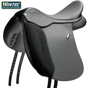 Wintec 500 Wide Dressage-Cair