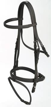 Zilco Eventing Bridle