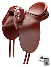 Bates  Kimberley CS Stock Saddle - Flock