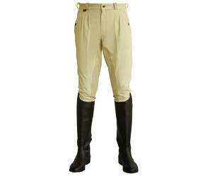Cavallino Mens Pleated Breeches