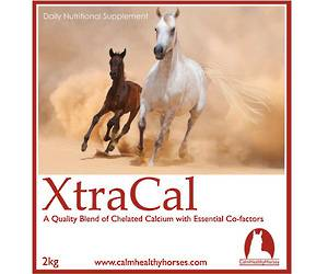 Calm Healthy Horses - XtraCal
