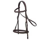Zilco Training Bridle and Cavesson